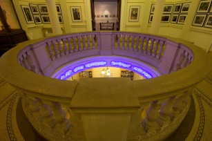 Ring Balcony - Bury Art Museum & Sculpture Centrs